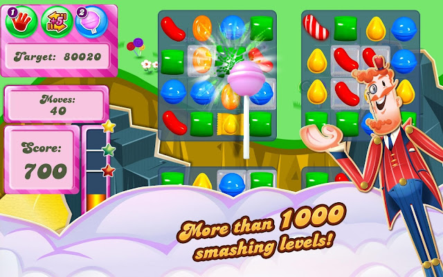 Candy Crush Saga v1.84.0,3 Apk Mod [vidas ilimitadas]