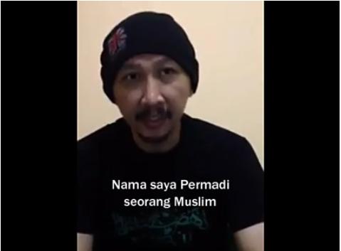 Video Terbuka untuk Dr. Zakir Naik Dari Si Abu Janda Al-Boliwudi