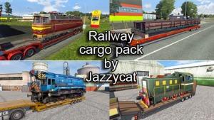 Jazzycat – Railway Cargo Pack 1.8.5
