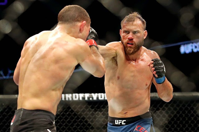 UFC On ESPN+ 9 Results : Donald Cerrone Defeats Al Iaquinta By Decision