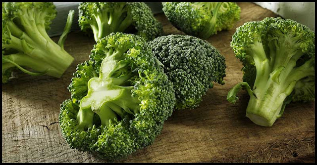 How Broccoli Contributes To Our Visual Health