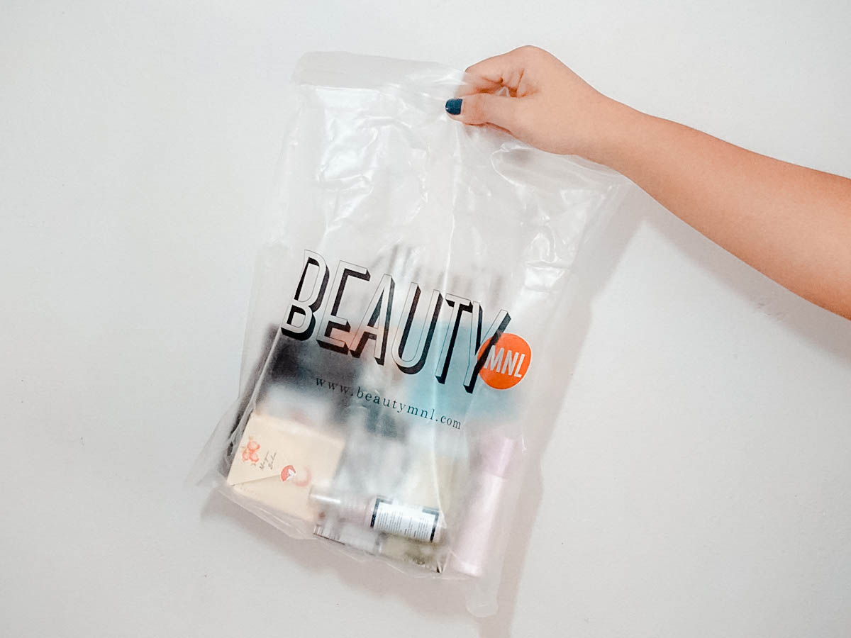 My First BeautyMNL Shopping Experience