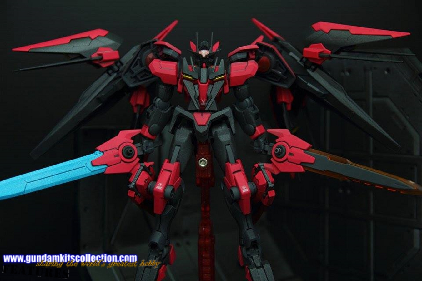 gundam exia dark matter custom - photo #30