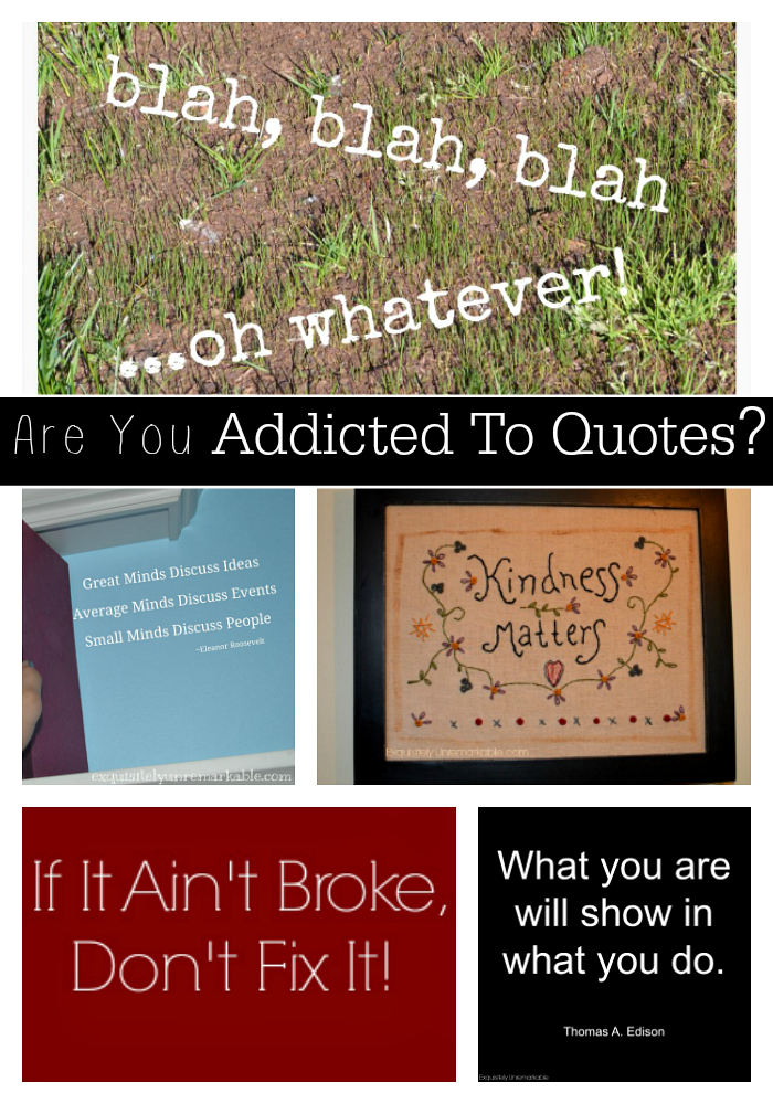Addicted To Quotes