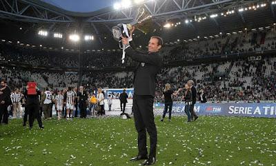 BERITA BOLA - Juventus Akan Tawari Allegri Kontrak Baru - Gazzetta