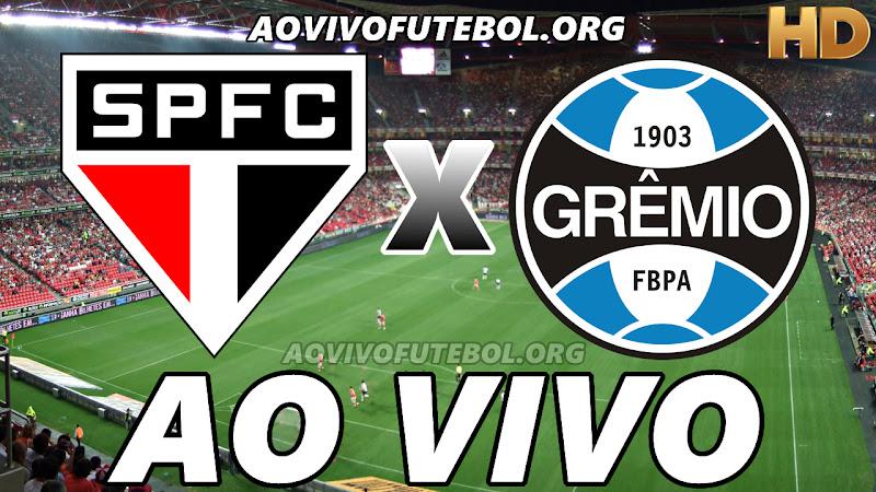 São Paulo x Grêmio Ao Vivo HD Premiere