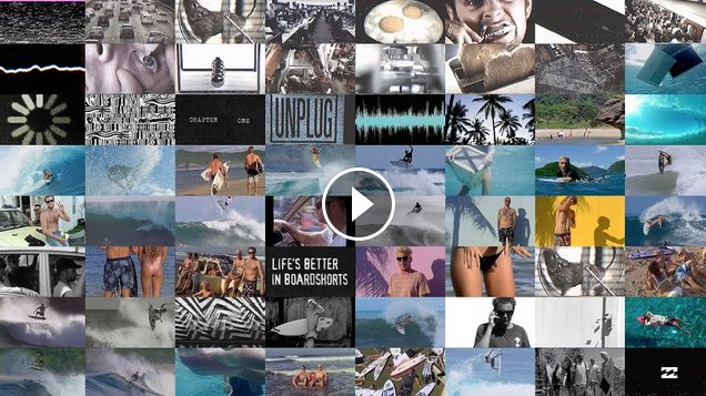 Life s Better in Boardshorts Chapter 1 Unplug Billabong