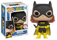 Pop! Heroes: DC Heroes - Classic Batgirl