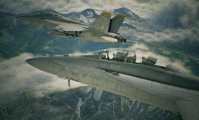 Ace Combat 7: Skies Unknown Review & Gameplay