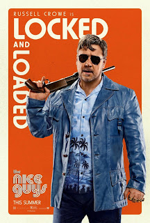 Ryan Gosling and Russell Crowe team up for the 70's movie The Good Guys. Details at JasonSantoro.com