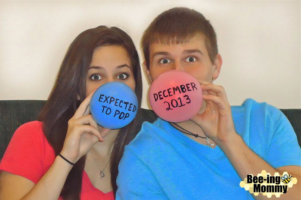 Pregnancy Announcement Gender Reveal Ideas