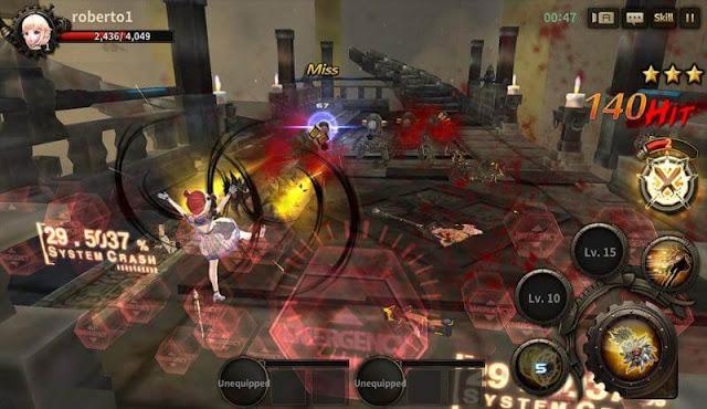Screenshot of Foxynite Mod Apk 02