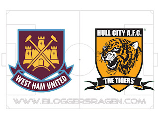 Prediksi Pertandingan West Ham United vs Hull City