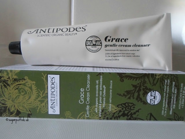 Review Antipodes Grace Gentle Cream Cleanser
