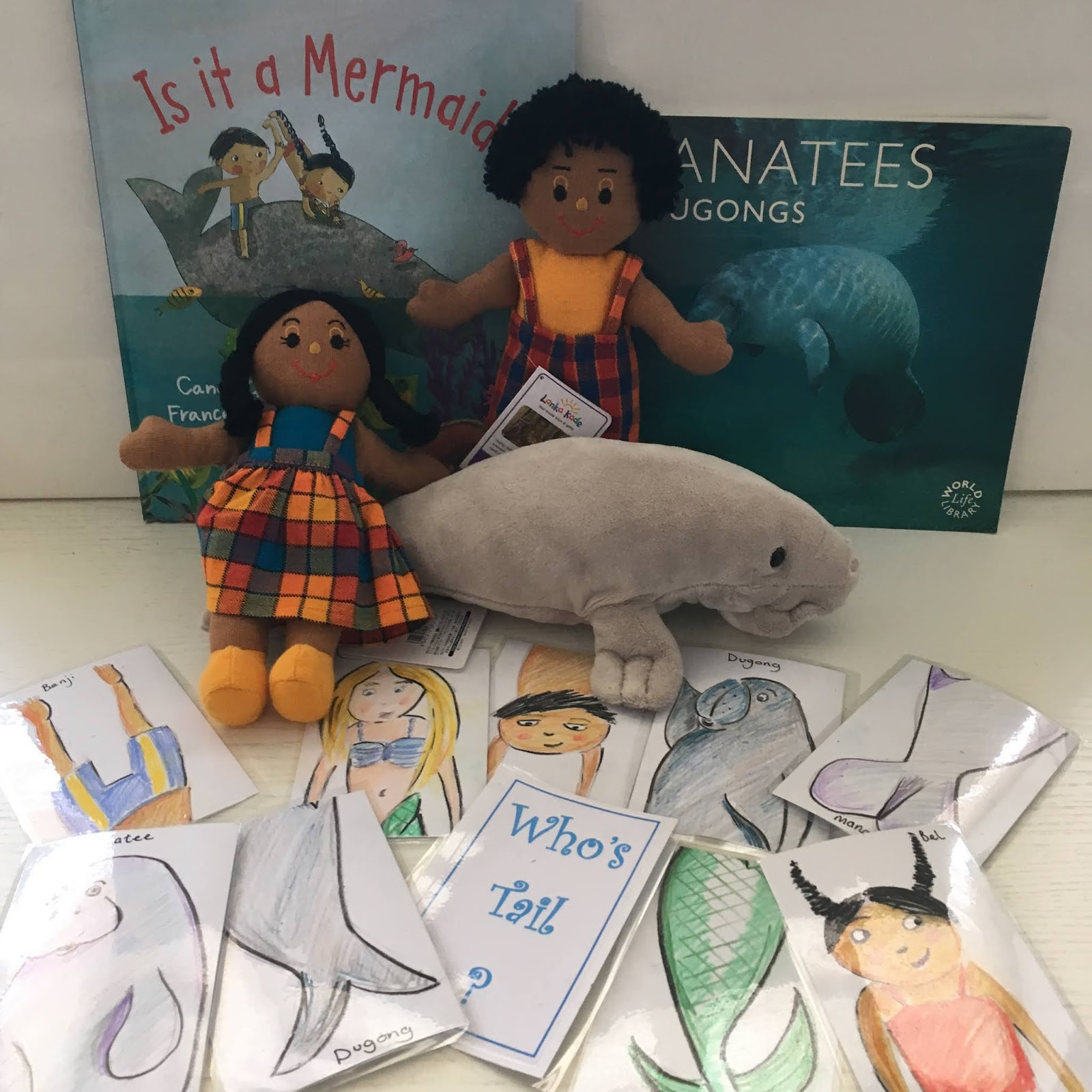 3D Review Is It A Mermaid By Candy Gourlay And Francesca Chessa Story Sack
