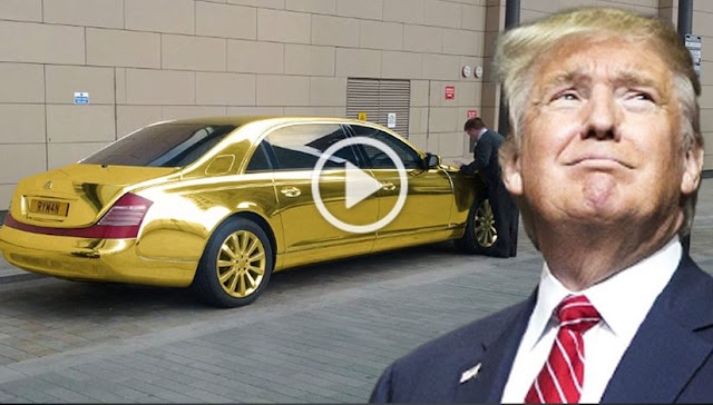 Cars of the Most Powerful People in the World