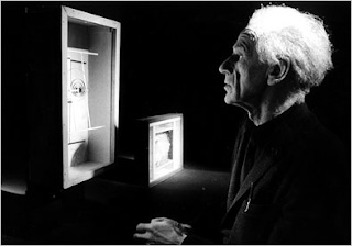 Portrait of Joseph Cornell