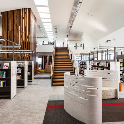 Library Furniture Nsw