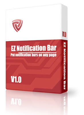 [GIVEAWAY] Ez Notification Bar [SOFTWARE]