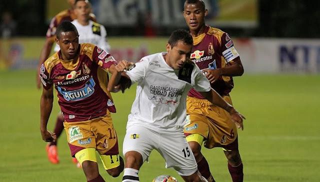 Deportes Tolima vs Alianza Petrolera en vivo