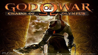 Cara Setting God Of War Chains Of Olympus Agar tidak lag Dan Kresek kresek