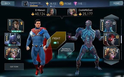 Injustice 2 Apk Data