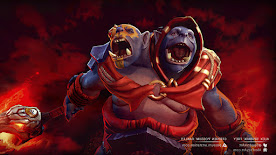 Ogre Magi DOTA 2 Wallpaper, Fondo, Loading Screen