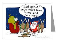 More Santa Cards Here.