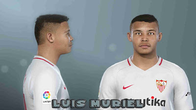 PES 2019 Faces Luis Muriel by Prince Hamiz