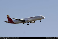 Airbus A321 / EC-JGS