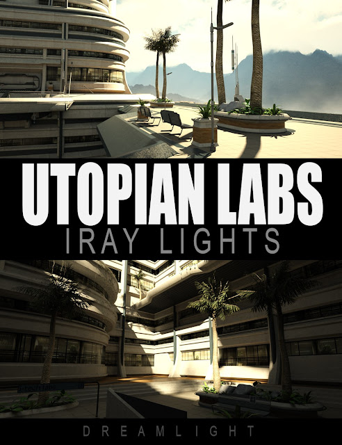 Utopia Labs Iray Lights