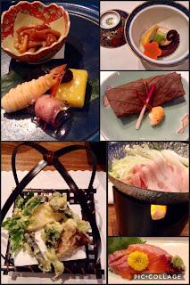 Hotel Abest Hakuba dinner