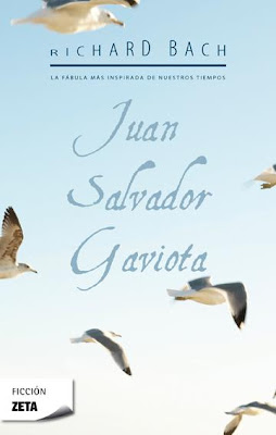 LO QUE LEO: JUAN SALVADOR GAVIOTA (RICHARD BACH)