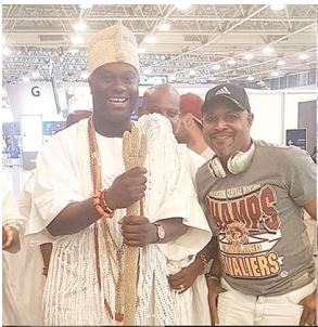 Ooni Of Ife & Saidi Balogun To Partner With Brazil In New Movie