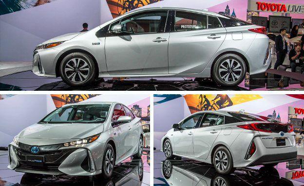 2017 Toyota Prius Specs Plug In Hybrid: 22 Miles of EV Range, Piles of Tech