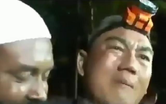 Sambil Menangis, Penyelamat Thailand Ini Berterima Kasih pada Muslim yang Adzan