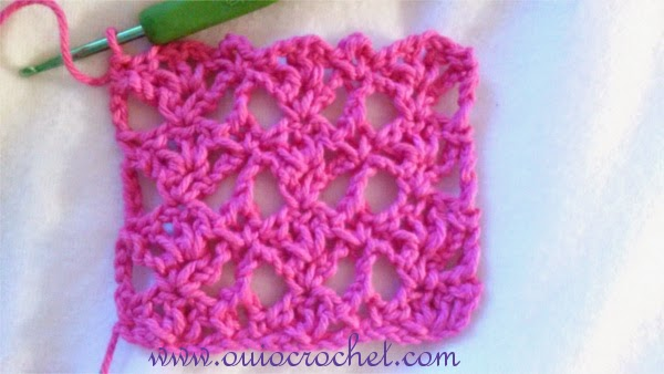 Crochet, Crochet Stitch Tutorial, Open Shell and Picot Stitch, Open Shell and Picot Stitch Crochet Tutorial, Crochet Resources,