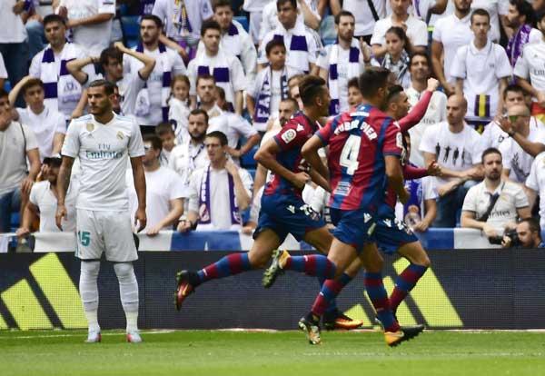 Real Madrid 1-1 Levante: Bất lực trước Raul 2