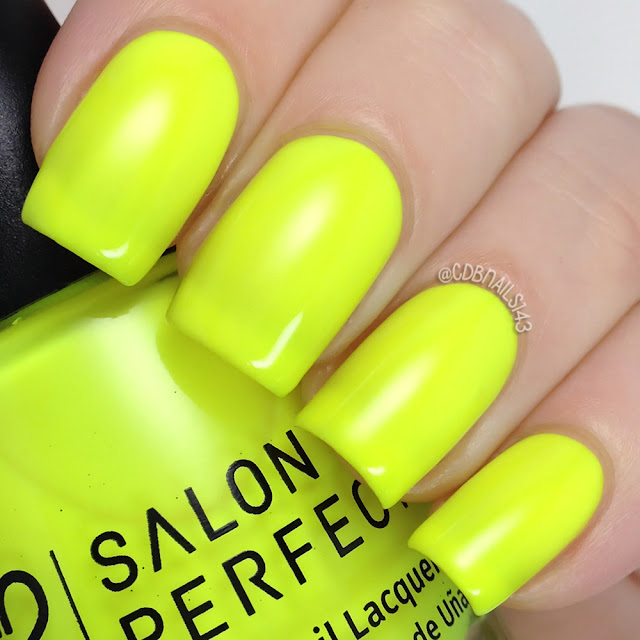 Salon Perfect-Yowza Yellow