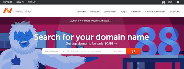 أفضل الشركات للحصول على إسم نطاق لموقعك على الويب التحيدث الأخير BEST DOMAIN NAME REGISTRARS