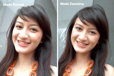 foto wajah cantik trik kreatif sederhana fotografi smartphone