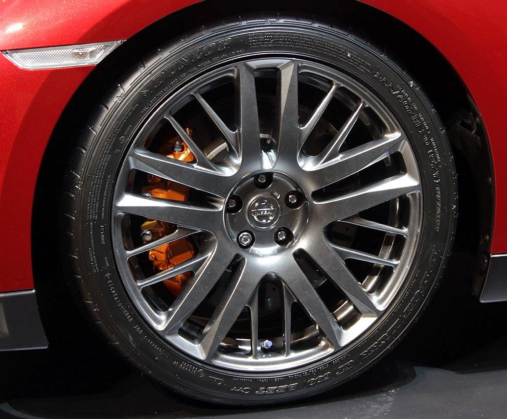 Nissan Gt R Wheel And Tire Fitment 2009gtr Com