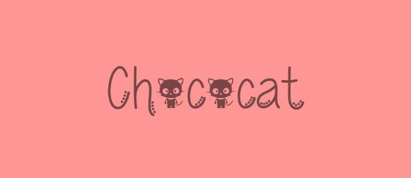 Chococat Font .itz For Vivo Smartphone