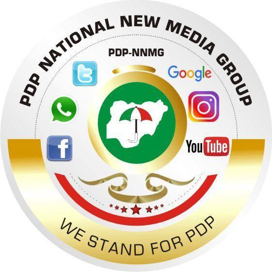 PDP-NMA Hail Atiku Abubakar, Says His Emergence Is a Victory For Democracy.
