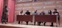 tercera mesa del encuentro de autores