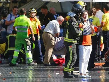 NEWSBarcelona attack: How it happened‎ – Eyewitnesses