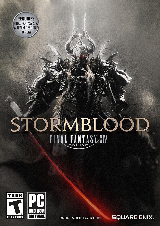 Final Fantasy XIV Online - Stormblood (Add-on