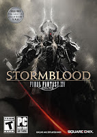Final Fantasy XIV: Stormblood Game Cover PC