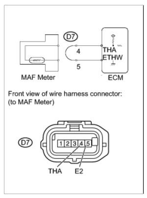 Toyota Maf Sensor Wiring Wiring Diagram