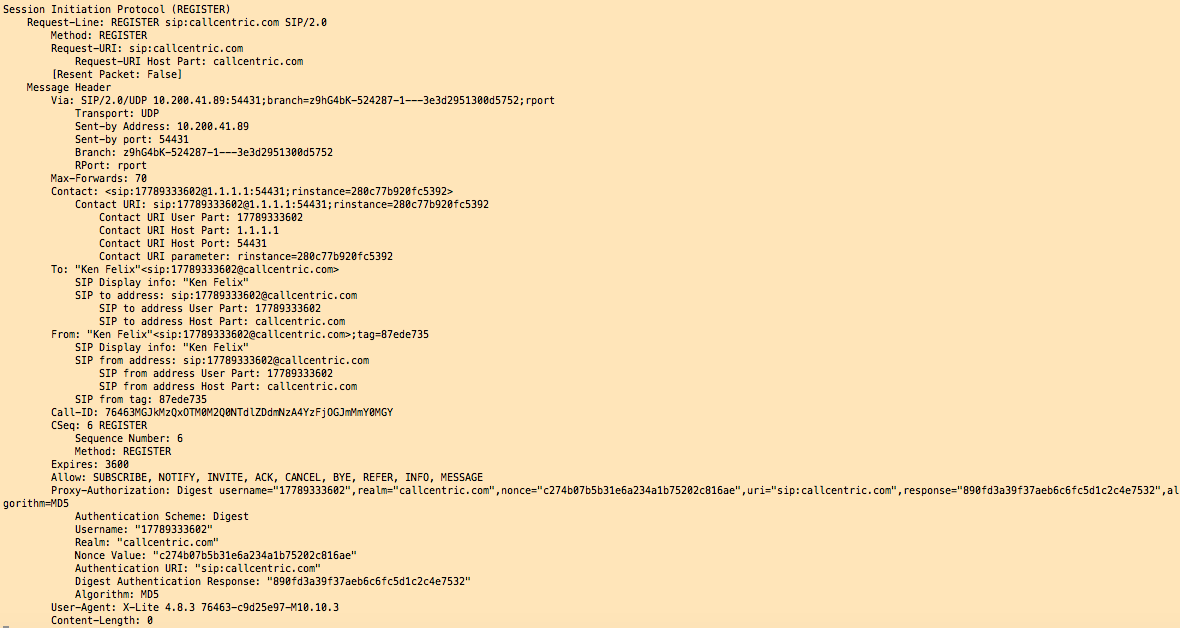 Ken Felix Security Blog: SIP registering issues cisco ASA
